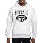 Buffalo NY Football Hooded Sweatshirt