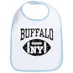 Buffalo NY Football Bib