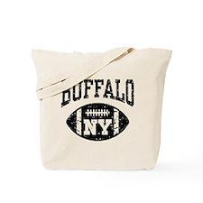 Buffalo NY Football Tote Bag