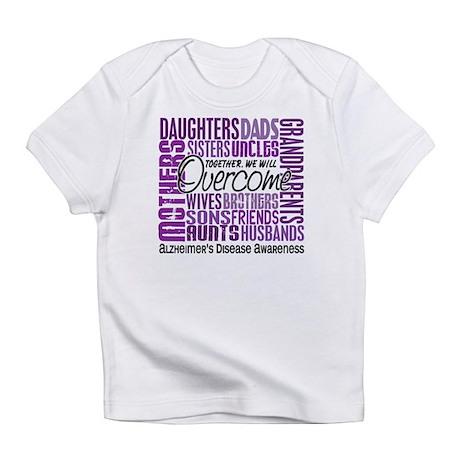 Family Square Alzheimer's Infant T-Shirt
