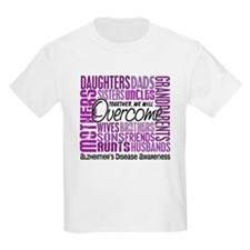 Family Square Alzheimer's T-Shirt