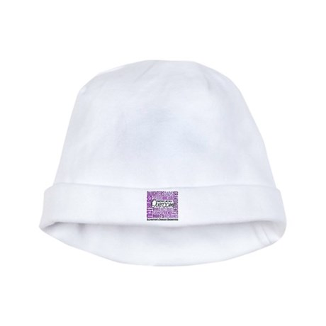 Family Square Alzheimer's baby hat
