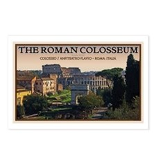 Colosseum from Forum Postcards (Package of 8)