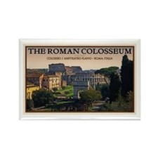 Colosseum from Forum Rectangle Magnet (10 pack)