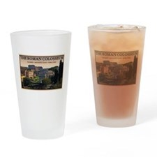 Colosseum from Forum Pint Glass