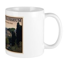 Colosseum from Forum Small Mug