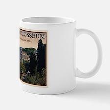 Colosseum from Forum Small Small Mug