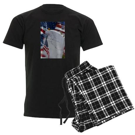 The Unkown Soldier Men's Dark Pajamas