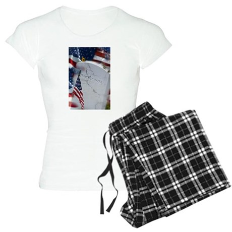The Unkown Soldier Women's Light Pajamas