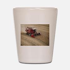 Combine on Harvet Day #1 Shot Glass