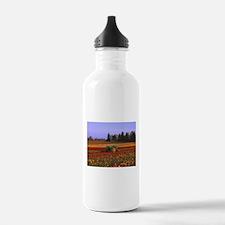Field of Flowers Water Bottle
