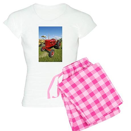 Fisheye Tractor Women's Light Pajamas