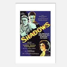 Shadows Postcards (Package of 8)