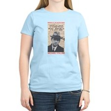 Michael Collins - Women's Pink T-Shirt