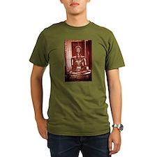 Golden Budha Meditating In Sh T-Shirt