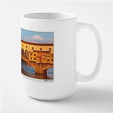 Ponte Vecchio Large Mug