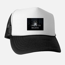 I Want to Believe Trucker Hat