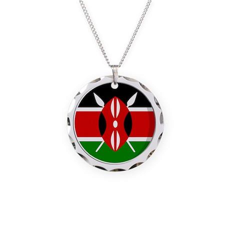 cool kenyan flag designs necklace by minotaurdesigns. Black Bedroom Furniture Sets. Home Design Ideas