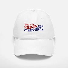 Cuban and Puerto Rican Baseball Baseball Cap