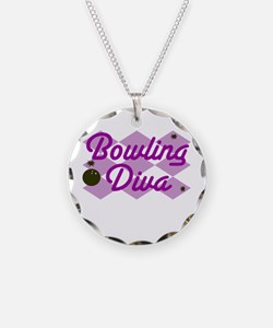 Bowling Diva Necklace