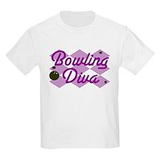 Bowling Diva T-Shirt