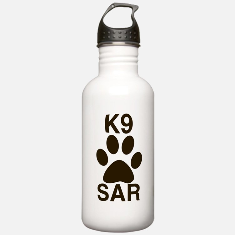 K9 SAR Water Bottle