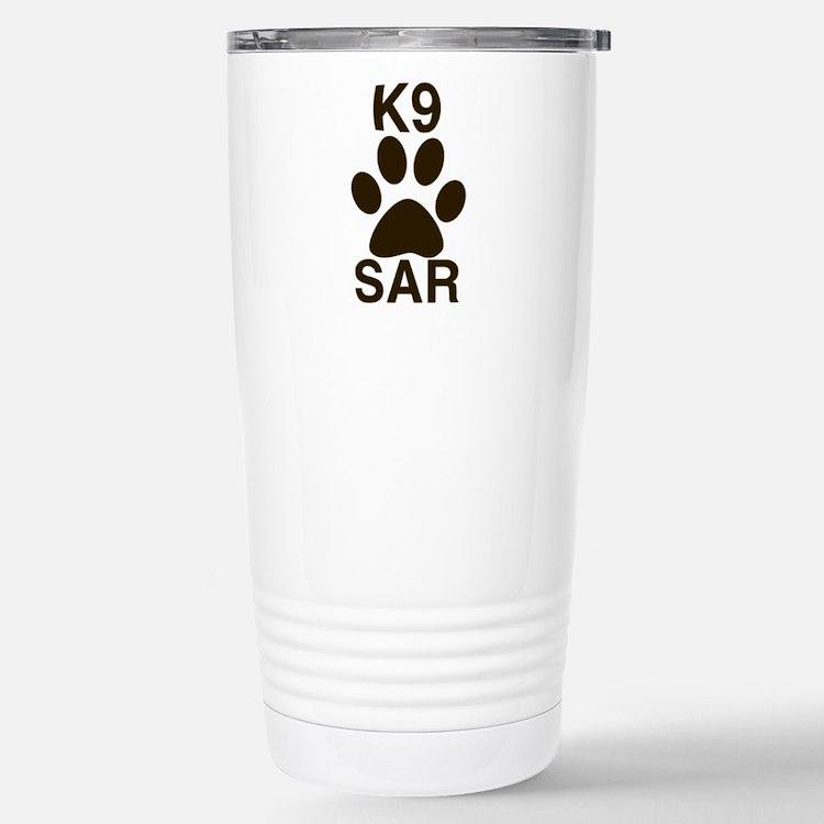 K9 SAR Travel Mug