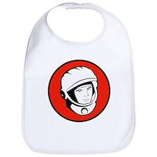 Yuri Gagarin Icon Bib