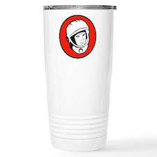 Yuri Gagarin Icon Travel Mug
