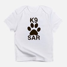 K9 SAR Infant T-Shirt