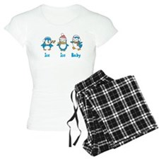 Ice Ice Baby Penguins pajamas