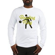 Bowling king Long Sleeve T-Shirt