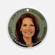 Support Bachmann ~ Ornament (Round)
