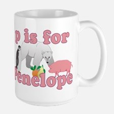 P is for Penelope Mug