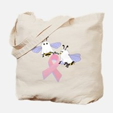 The Boobees Celebrate Breast Tote Bag