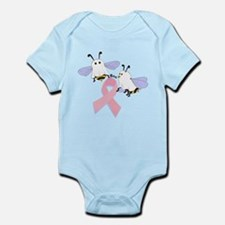The Boobees Celebrate Breast Infant Bodysuit