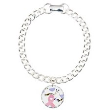 The Boobees Celebrate Breast Charm Bracelet, One C