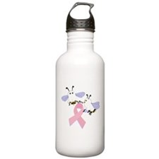 The Boobees Celebrate Breast Water Bottle