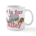 R is for Riley Mug