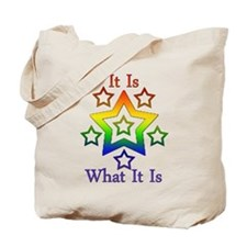 Cute Rainbow pride Tote Bag
