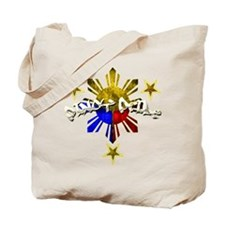 Cute Pinoy Tote Bag