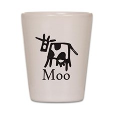 Moo Shot Glass