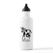 Moo Water Bottle