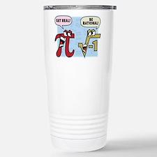 Cute Square root Travel Mug