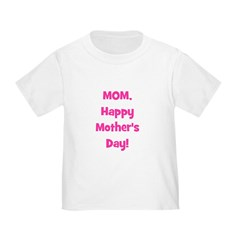 Mom, Happy Mother's Day! - Pi T