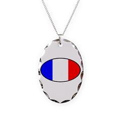 FRANCE OVAL Necklace