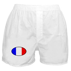 FRANCE OVAL Boxer Shorts