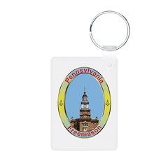 PA Freemasons Keychains