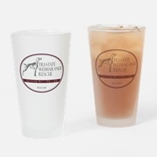 Official 2011 TSWR Logo Pint Glass