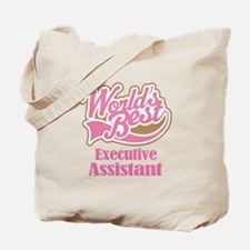 Executive Assistant Gift Tote Bag